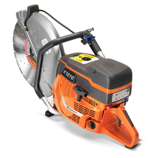 Husqvarna K1270 Concrete Power Cutter