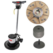 pearl reconditioned 17 inch turbo max floor grinder