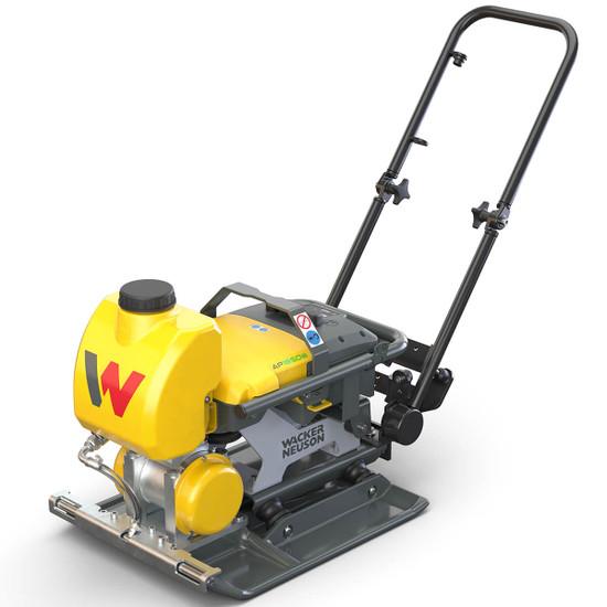 """5100038311 Wacker Neuson AP1850we 19.7"""" Battery Operated Vibratory Plate"""