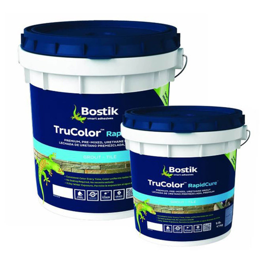 Bostik RapidCure Pre-Mixed grout