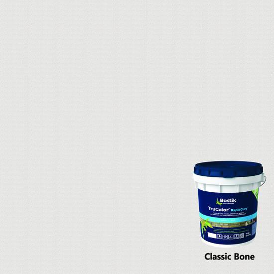 Bostik TruColor RapidCure Grout - Classic Bone