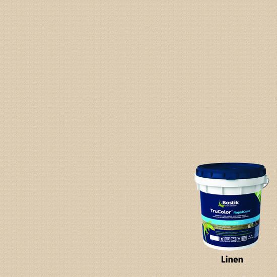 Bostik TruColor RapidCure Grout - Linen