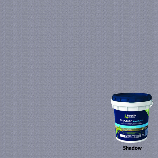 Bostik TruColor RapidCure Pre-Mixed Grout - Shadow