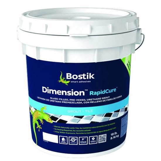 Bostik Dimension RapidCure grout