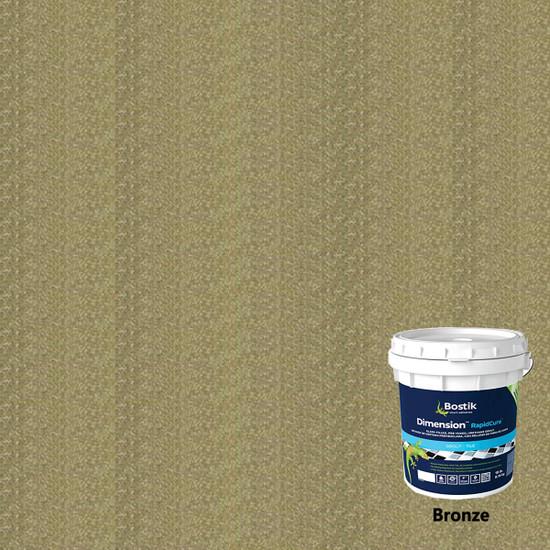 Bostik Dimension RapidCure Pre-Mixed Grout - Bronze