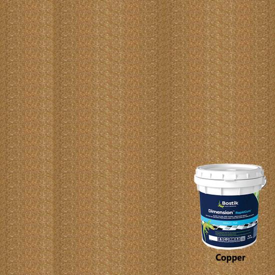 Bostik Dimension RapidCure Pre-Mixed Grout - Copper