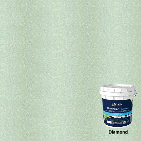 Bostik Dimension RapidCure Grout - Diamond