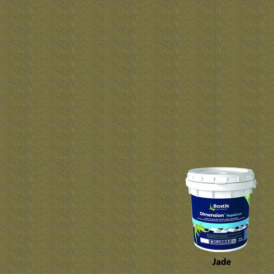 Bostik Dimension RapidCure Pre-Mixed Grout - Jade