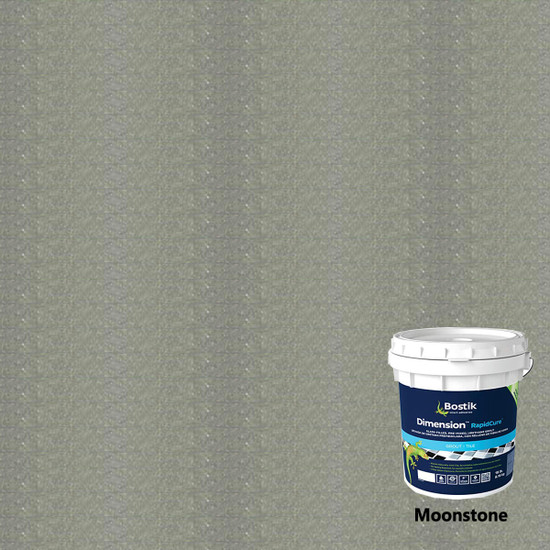 Bostik Dimension RapidCure Pre-Mixed Grout - Moonstone