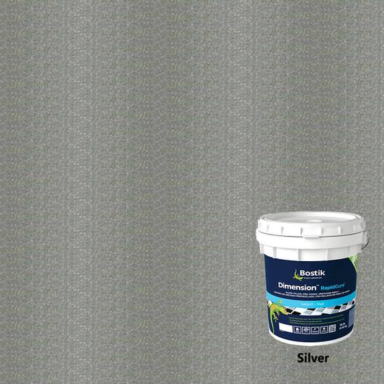 Bostik Dimension RapidCure Pre-Mixed Grout - Silver