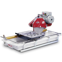 MK-101 Pro24 Tile Saw in water pan