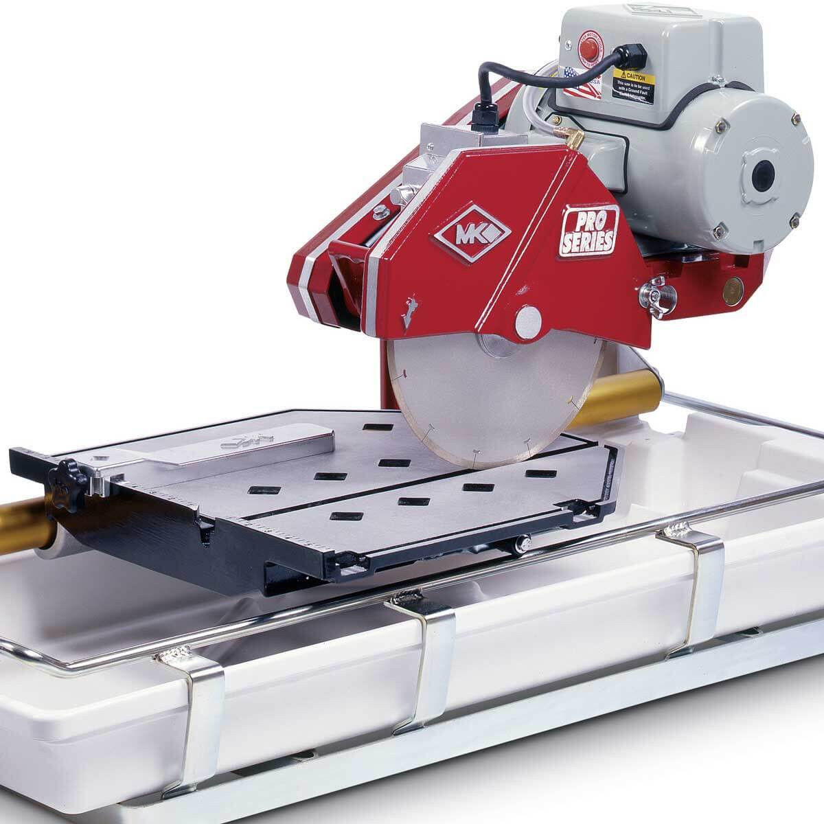 MK-101Pro 24 Tile Saw 10 inch blade capacity