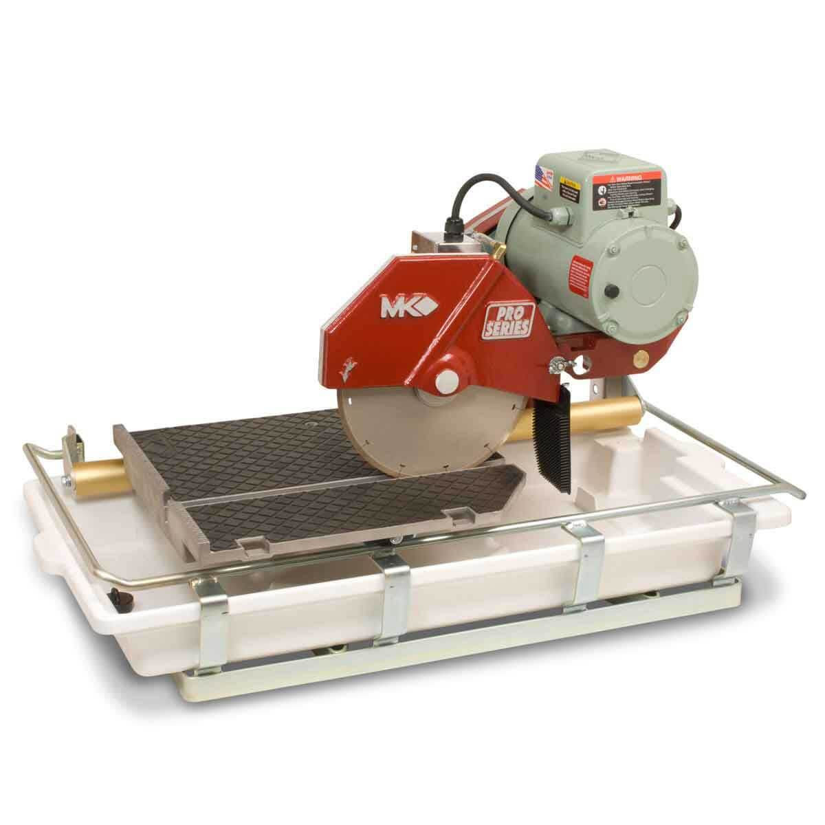 Mk 101 Pro Wet Tile Saw And Stand Contractors Direct