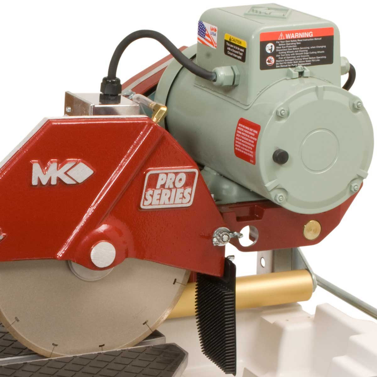 MK tile saw pro series motor