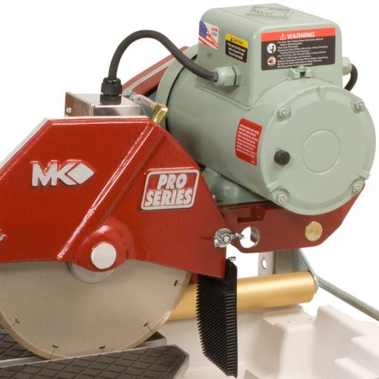 MK tile saw pro series motor