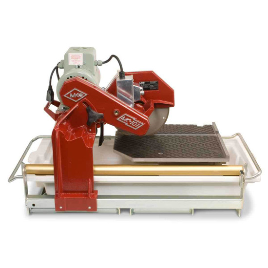 MK Diamond MK 101 Wet Tile Saw Side