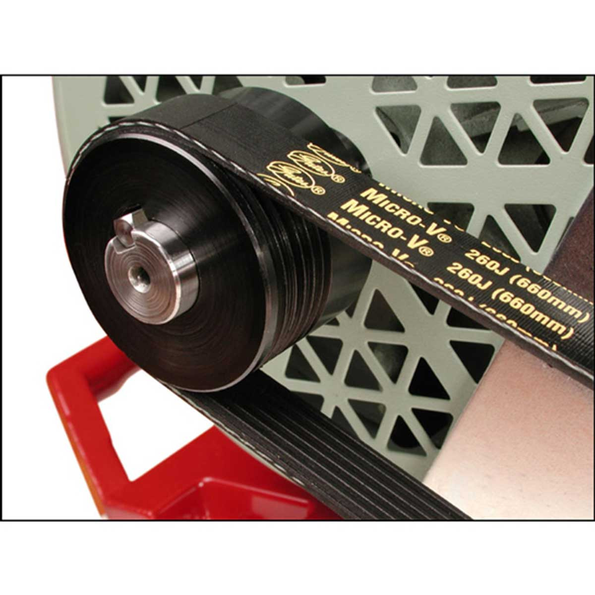 MK pro tile saw ribbed belt