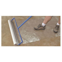 DTA Protective Film Applicator Works for easy application of DTA Carpet Protection Film