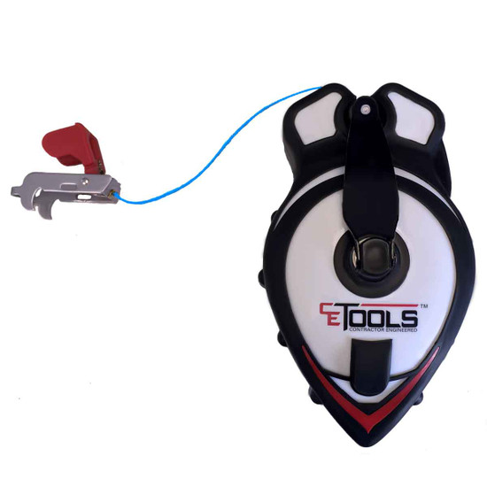 CE Tools Inc Snap Back Chalk Line