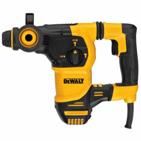 Dewalt 1-1/8 inch SDS Plus Rotary Hammer Kit D25333K