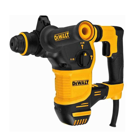 D25333K Dewalt SDS Plus Rotary Hammer Kit