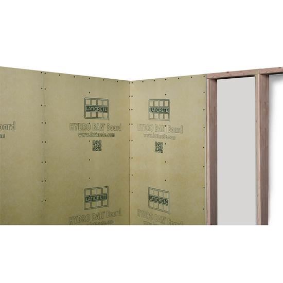 Laticrete HydroBan Board Shower Framing