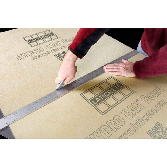 Laticrete Lightweight Tile Board