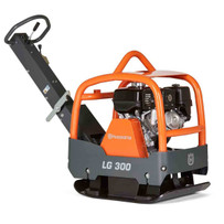 Husqvarna LG 300 Gas Reversible Plate Compactor