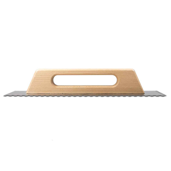 Rubi Stainless Steel Wooden Handle Trowel