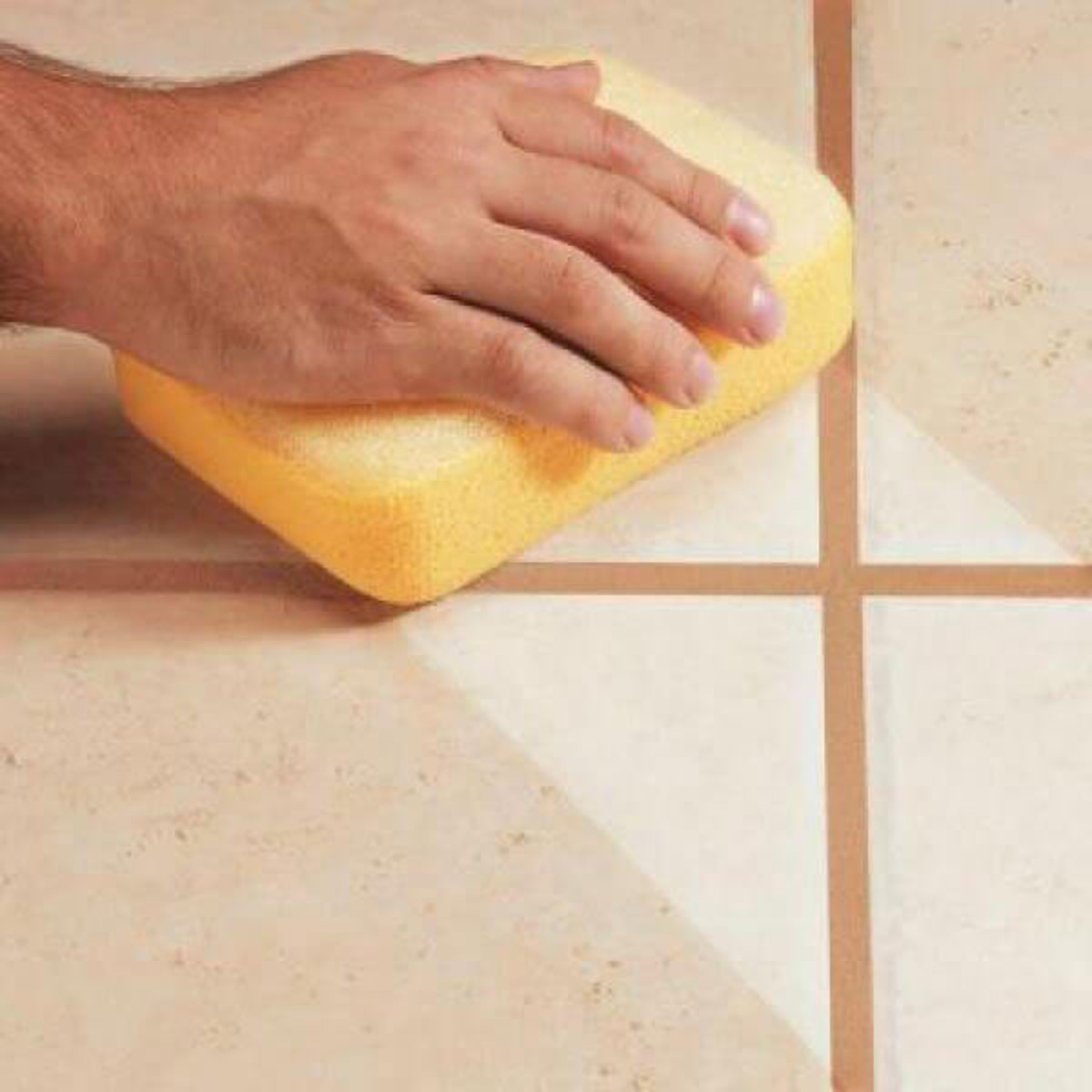 Grouting Scrubbing Cleaning sponge