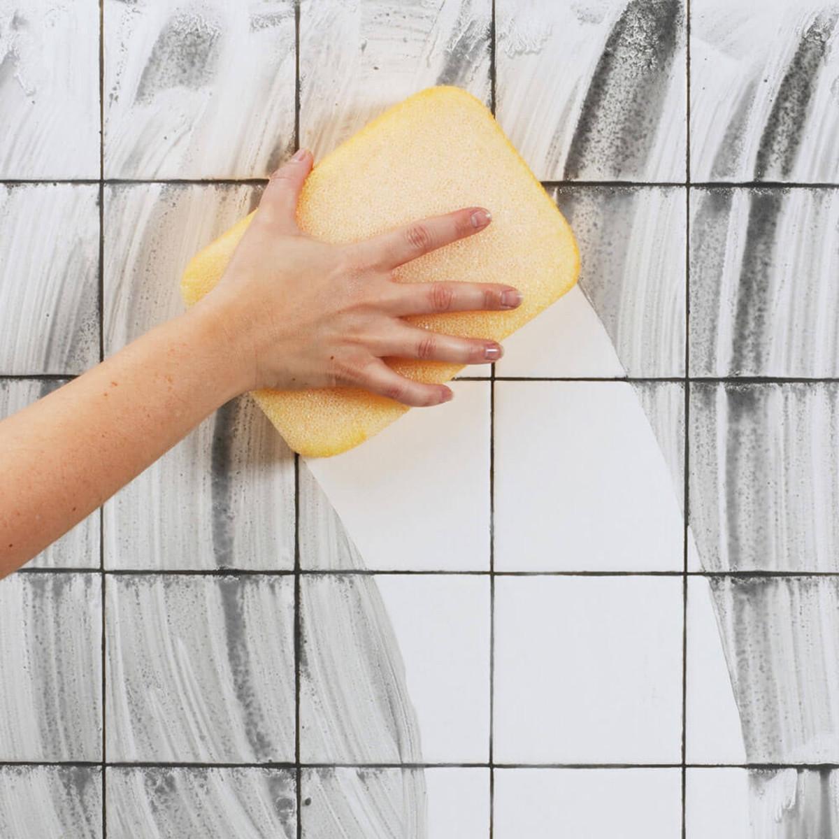 hydra tile grout scrub sponge