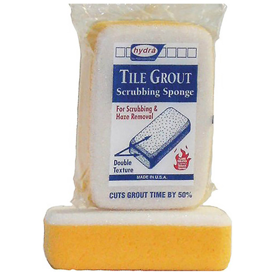 Hydra Grout Scrubbing Sponges