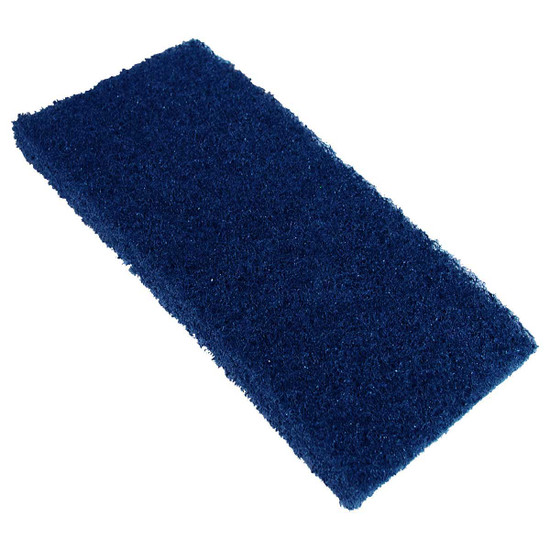 85-10B Blue Scrub Float Pad