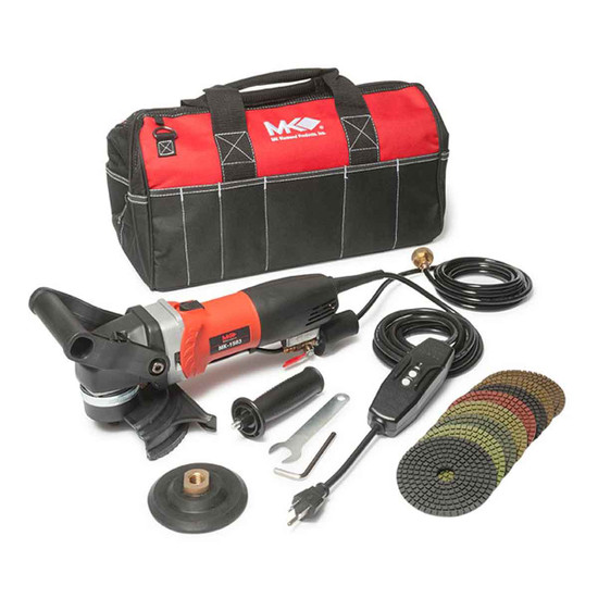 MK-1503 Wet Stone Polishing Kit