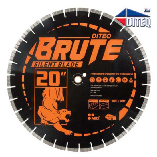 Diteq C/S-32 Arix Brute 20 inch Silent Blade