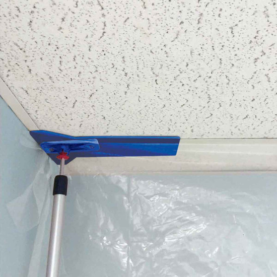 ZipWall Dust Containment Corner Seal