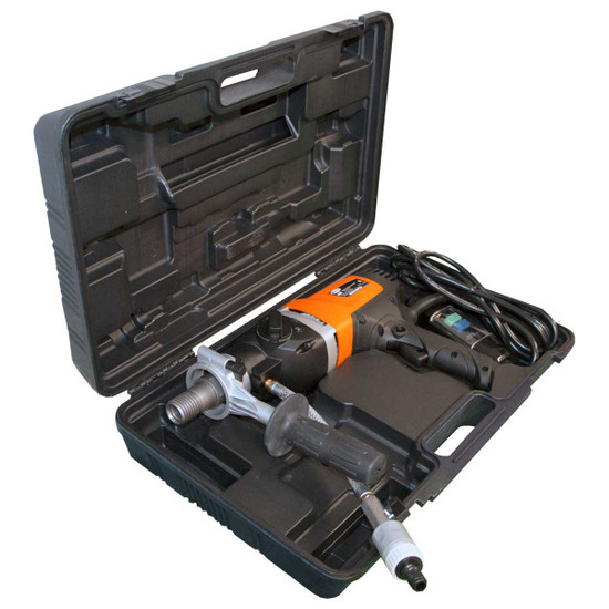 Core Bore CB515 Core Drill with Carrying Case