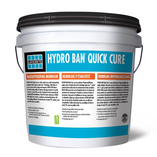 Laticrete Quick Cure Hydro Ban Waterproofing Membrane