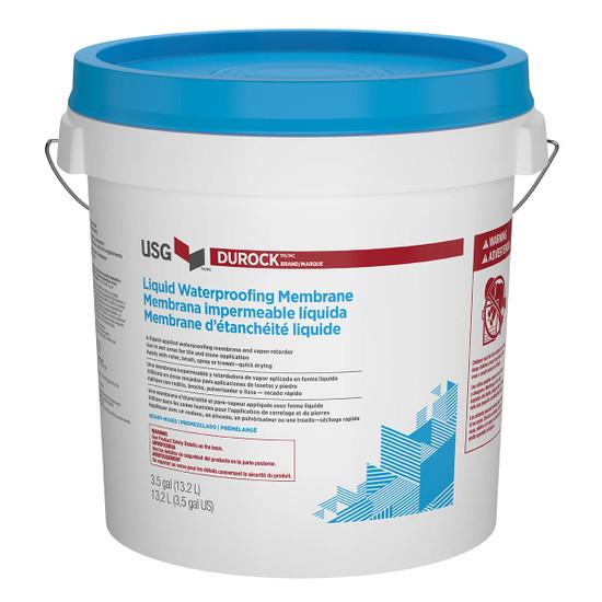 Durock 3.5 Gallon Liquid Waterproofing Membrane