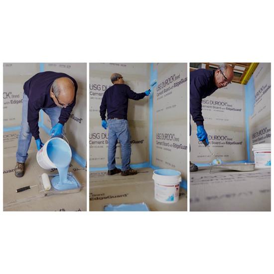 USG Roll-On Shower Waterproofing Membrane