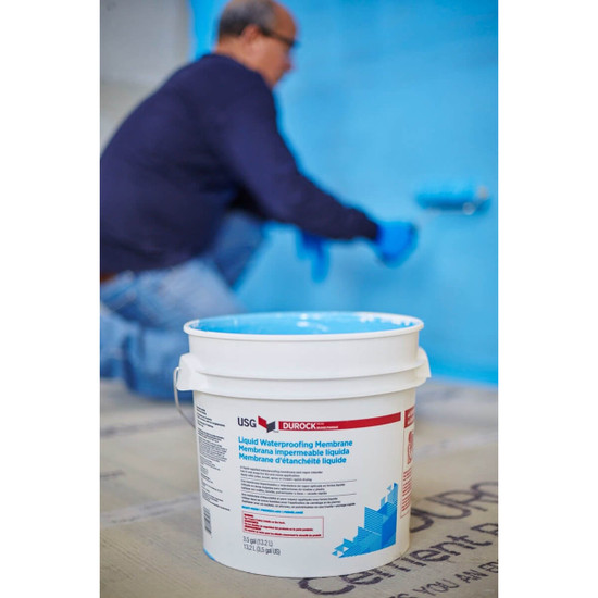 Durock Blue Waterproofing Membrane