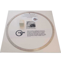 gemini double sided 10in diamond blade for revolution