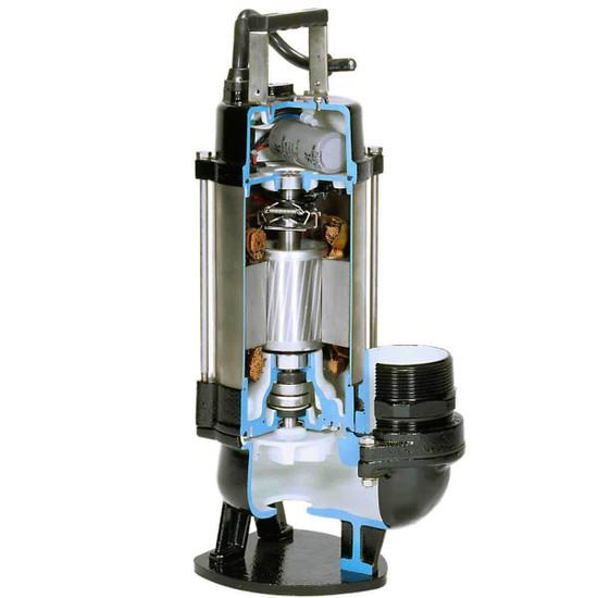 BJM SV750C-115 Submersible Pump Components