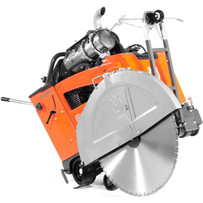 Husqvarna 5000 D Walk-Behind Saw
