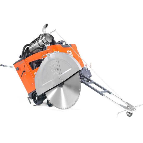 Husqvarna 5000 D Front Pivot Concrete Saw