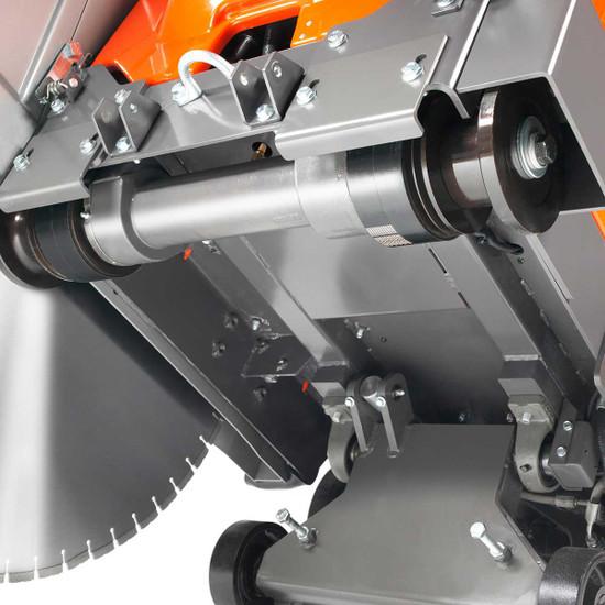 Husqvarna 5000 D Blade Shaft System