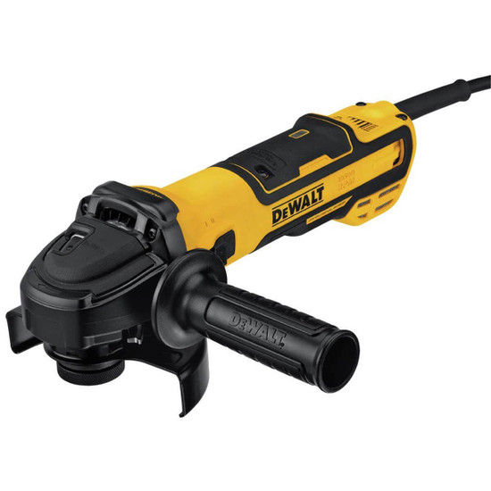 Dewalt DWE43231VS Angle Grinder with Side Handle