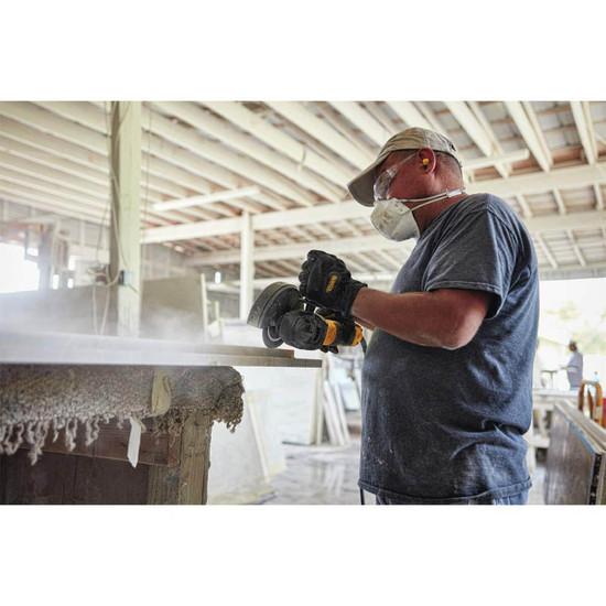 Stone Fabrication with Dewalt DWE43231VS Angle Grinder