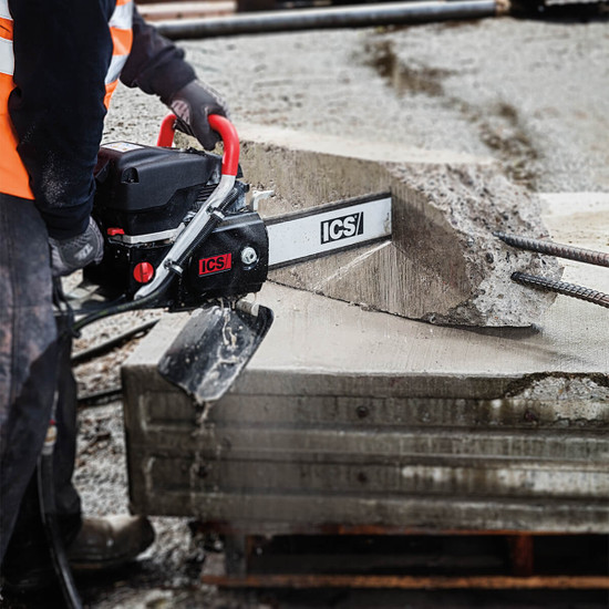 ICS FORCE3 Premium Diamond Chain for Concrete Cutting