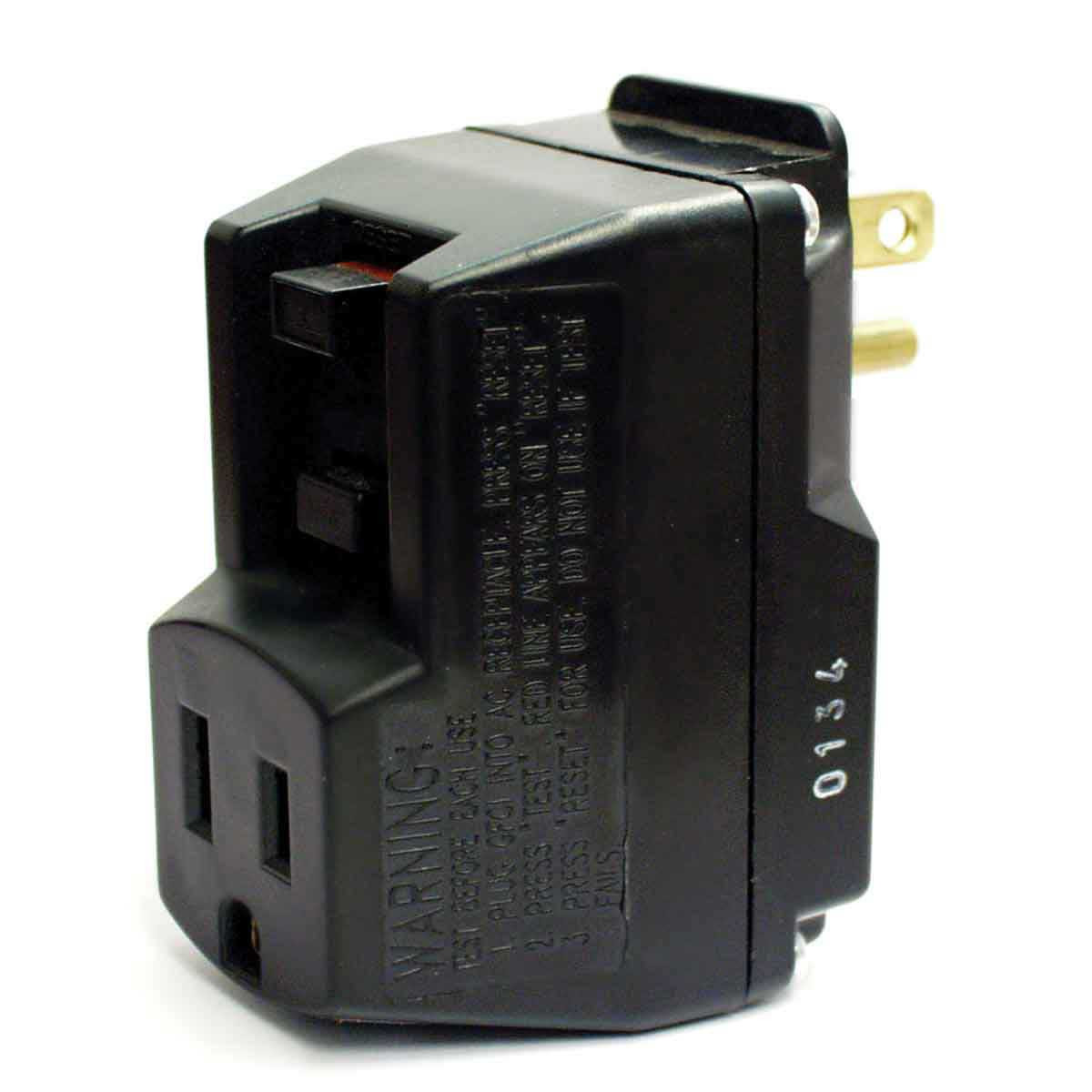 Alpha Ground Fault Circuit Interrupter